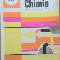 CHIMIE MANUAL PENTRU CLASA A XI-A - Sanda Fatu, Cornelia Costin - Manual scolar, Clasa 11