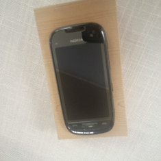 Telefon - Smartphone Nokia C7 Charcoal black