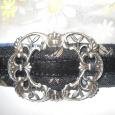 Splendida si Veche Catarama Ornament Curea Vintage Finuta si de Efect
