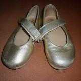 Pantofiori fete, piele, PJ Shoes, mar. 26