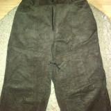 Pantaloni de schi PENTRU BARBATI XXL - Echipament ski