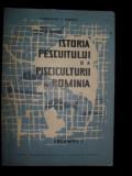 Istoria Pescuitului si a pisciculturii in Romania , Constantin C. Giurescu (volulul 1), Alta editura