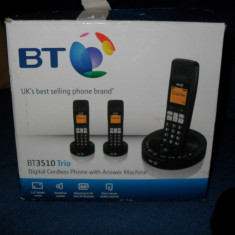 Telefon fix Binatone BT3510 TRIO IMPORT ANGLIA