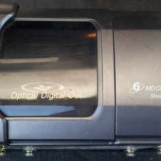 SONY MDX-65 Minidisc Changer