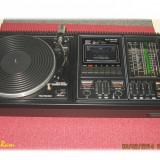 Combina Radio-Pickup-Casetofon TELEFUNKEN 2x30 W