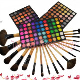 Trusa Machiaj profesionala 180 culori Stardust in Glam Fraulein38 + 18 pensule