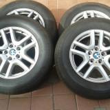 Jante Originale BMW X5 cu Anvelope Michelin Allseason 235/65 R17 - Janta aliaj BMW, Numar prezoane: 5