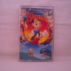Vand caseta audio Pinocchio - Original Soundtrack, originala.. - Muzica soundtrack, Casete audio