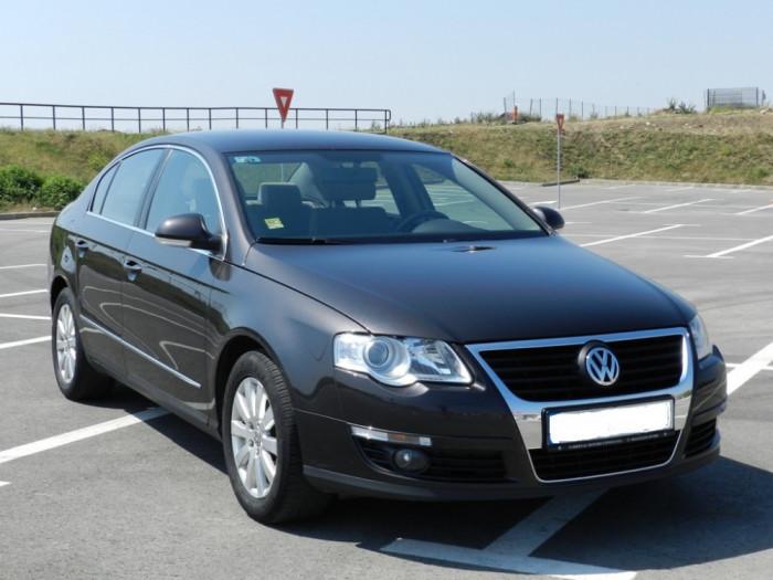 Volkswagen Passat 2.0 TDI, 4Motion (tractiune integrala), 140 CP foto mare