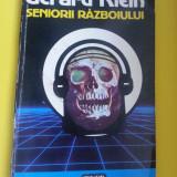 3+1 gratis -- Gerard Klein - Seniorii razboiului - Roman, Nemira, Anul publicarii: 1992