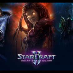 Vand Cont Battlenet cu Starcraft 2 Wings of Liberty plus Heart of the Swarm