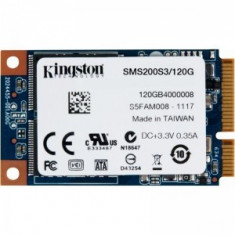 SSD KINGSTON 120GB MSATA SSDNOW MS200