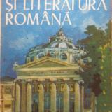 LIMBA SI LITERATURA ROMANA Manual pentru clasa a XII-a - Maria Pavnotescu - Manual scolar, Clasa 12
