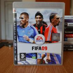 Vand Fifa 09 (ps3) - Jocuri PS3 Ea Sports, Sporturi, 3+