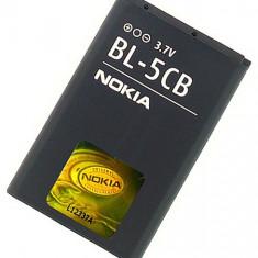 Acumulator Nokia 1280 1616 1800 C1-01 C1-02 BL-5CB Original SWAP A, Alt model telefon Nokia, Li-ion