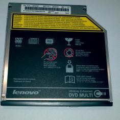 Unitate optica DVDRW ULTRASLIM model UJ-862, pentru laptop Lenovo - Unitate optica laptop