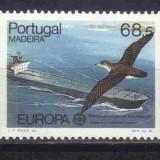 PORTUGALIA - Madeira 1986, EUROPA CEPT, serie neuzata, MNH - Timbre straine