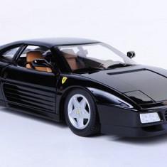 Macheta Ferrari 348 - HOT WHEELS scara 1:18 - Macheta auto