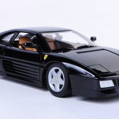 Macheta Ferrari 348 - HOT WHEELS scara 1:18 - Macheta auto