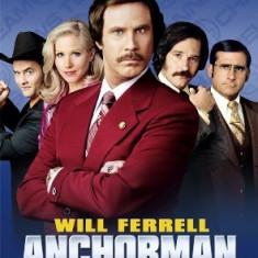 Anchorman Film DVD Original Engleza - Film actiune