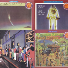 CD Jazz: Weather Report - diverse titluri ( vezi lista de discuri in descriere) - Muzica Jazz