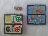 Cumpara ieftin Lot 2 jocuri chinezesti cu piese magnetice, perioada anilor '80.
