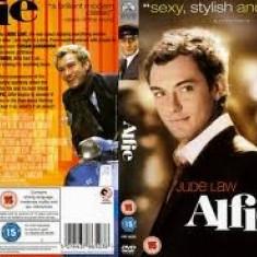 Alflie Film DVD Original Engleza - Film actiune