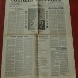 Ziar ----- Cultura Poporului - Bucuresti 16 Decenbrie 1928 - 4 pagini