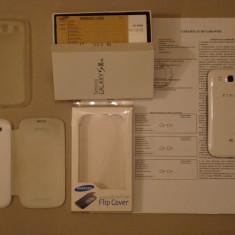 Samsung Galaxy S3 i9305 4G ca nou cu garantie, 16GB, Alb, Neblocat