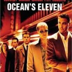 Ocean's Eleven Film DVD Original Engleza - Film actiune