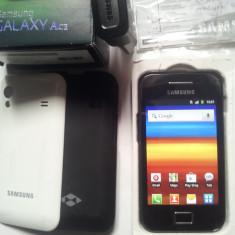 Samsung Galaxy Ace GT-S5380i - Telefon mobil Samsung Galaxy Ace, Negru, Neblocat