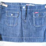 Fusta blugi jeans GAS - noua! S frumos model!!