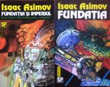 FUNDATIA + FUNDATIA SI IMPERIUL - Isaac Asimov, Nemira, 1993