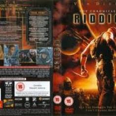 The chronicles of Riddick Film DVD Original Engleza - Film actiune
