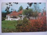 Vederi -  MUZEUL  MEMORIAL  NICOLAE  BALCESCU - Jud.  Valcea, Circulata, Fotografie