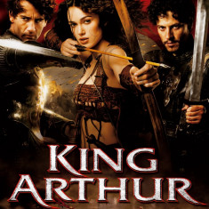 King Arthur Film DVD Original Engleza - Film actiune