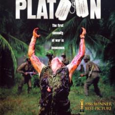 Platoon Film DVD Original Engleza - Film actiune