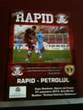 Rapid Bucuresti-FCPetrolul Ploiesti (31.10.2013) - Cupa Romaniei