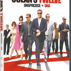 Ocean's Twelve Film DVD Original Engleza - Film actiune