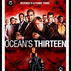 Ocean's Thirteen Film DVD Original Engleza - Film actiune