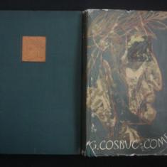 GEORGE COSBUC - COMENTARIU LA DIVINA COMEDIE 2 volume {1965} - Studiu literar