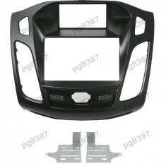 Rama adaptoare Ford Focus,negru, 2 DIN-000552
