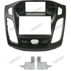 Rama adaptoare Ford Focus, negru, 2 DIN-000552