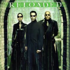 Matrix Reloaded Film DVD Original Engleza - Film actiune