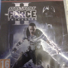 Vand Jocuri PS3 Sony, STAR WARS THE FORCE UNLEASHED, ca nou, Actiune, 16+, Multiplayer