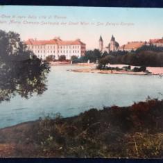 Ravigno-casele de ingrijire medicala si orasul de la Viena, Circulata