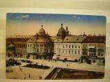 ROMANIA - CLUJ - KOLOZSVAR. MATYAS  KIRDLY  TER. - 1917 - EDITURA  K.  J.  BP.  TORV. - NECIRCULATA .