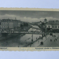 C.P.ORADEA DIN ANII 40 - Carte Postala Crisana dupa 1918