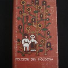 I. OPRISAN - FOLCLOR DIN MOLDOVA - TEXTE ALESE DIN COLECTII INEDITE volumul II {1969} - Carte traditii populare