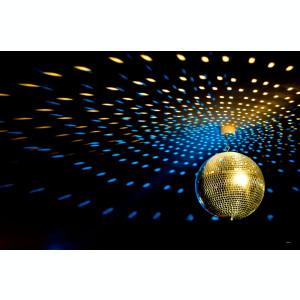 SET GLOB DISCO OGLINZI + MOTOR + SPOT LUMINOS CU LED SMD, NOU 2014 !